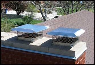Chimney Caps to Keep Animals Out of Chimney